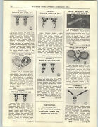 1956 Paper Ad Carnell Double Leather Toy Holster Pistol Sets Daisy Bb Gun Rifle