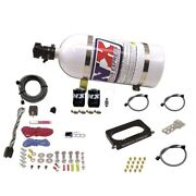 Nitrous Express 20950-00 Ford 4 Valve Nitrous Plate System 50-300hp Without Bo