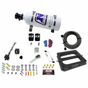 Nitrous Express 50075-05 Dom/alcohol 100-200-300-400-500hp With 5lb Bottle
