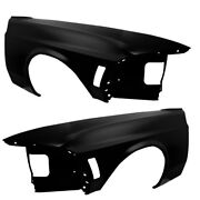 1970 Mustang Fender Panels Pair Left And Right Side 2 Pcs Front Dynacorn