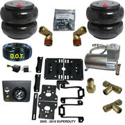 B Chassistech Tow Kit Ford F250 F350 Sd 2005-2010 100 Compressor And E Push