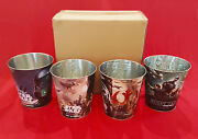 Full Case Of Star Wars Rogue One Movie Popcorn Tins From Peru Spanish 40 Total