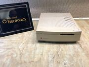 Apple Macintosh Iisi Unit 3 Good For Case Or Parts And Repair.