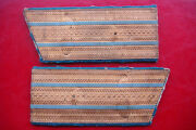 Old Russia Military Air Force Officer Pair Of Epaulettes