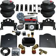 B Chassistech Tow Kit Chevy Gmc 25/35hd 2011-2016 Compressor Dual Paddle Valve