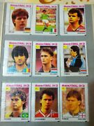 Collectorsand039 Cards From Chewing Gum. Football Players Collected In 1990-1994