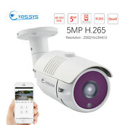 Eyes.sys H.265 Poe 5.0mp 36pcs Ir 1080p Ip Hd Camera Onvif Support Hikvision Nvr