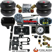 B Chassistech Tow Kit Ford F250 F350 2005-2010 Compressor Dual Paddle Valve