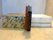 New In Box Sprecher And Schuh Odt-2 Output Module