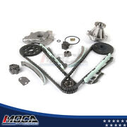 Timing Chain+water Pump+oil Pump For 98-01 Ford Crown Victoria V8 4.6l Cng Sohc