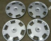 Set Of 4 53072 15 Hubcaps Wheelcover Nissan Versa Cube 7 8 9 10 11 12 13 14 15