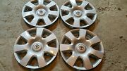 Set Of 4 Toyota Camry 15 Hubcaps Wheelcovers 61115 2002 03 04