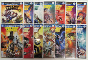 Justice League Of America 1-15, 17, 20, 23-29 + Extras 2017 Dc Vf/nm To Nm