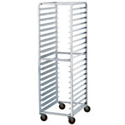 Advance Tabco Pr20-3w-1x All Welded Pan Rack Holds 20 Full Size Pans Front Load