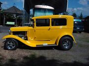 1931 Ford Tudor Sedan Hot Rod Mint Condition Custom Hot Rod Must See Photos
