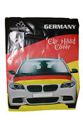 Germany Country Flag Car Hood Cover .. New