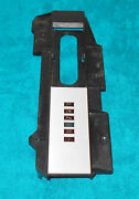1967 1968 Mustang Gt Cs Gt-a Cougar Xr7 Orig A/t Console Shifter Indicator Plate