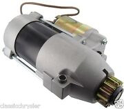 New Yamaha Outboard Starter 75hp 115hp Many Years Replaces S114-916a