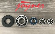 Joyner Genuine Parts - Lince 250cc -1 X Gearbox Ball Bearings Set And Seal Washer