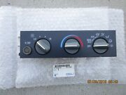 96 - 05 Chevy Astro Base Ls Lt A/c Heater Climate Temperature Control Oem New
