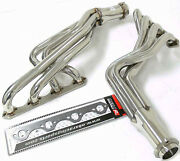 Obx Stainless Racing Exhaust Header For 1986-1993 Ford Mustang V8 5.0l Gt/ls