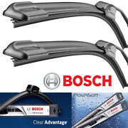 Bosch Clear Advantage Beam Wiper Blades Size 16 / 16 Front Left+right Set Of 2