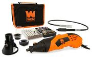 23114 1.4-amp High-powered Variable Speed Rotary Tool With 100+ Accessories