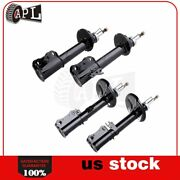 Full Set Front And Rear Struts Aseemblies Fits 1992 1993 1994 Toyota Camry