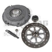For Porsche Boxster 3.2l Manual Trans Clutch Kit Luk Cover Disc Bearing Pilots