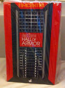 Ready Hot Toys Ds001-a Diorama Hall Of Armor + 7 Iron Man Stickers Re-release
