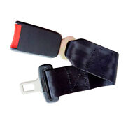 Auto Car 36cm Seat Belt Extension Clip Extender Safety Support Buckles Vehicles