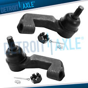 Pair Front Left And Right Outer Tie Rod Ends For 2002 2003 2004-2007 Jeep Liberty