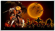 500 Pieces Halloween Night Wooden Puzzle Toy Jigsaw Puzzles Xmas Gift 03