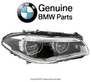 For Bmw F10 5-series Lci Passenger Right Headlight Assembly Led Adaptive Genuine
