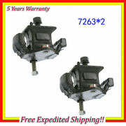 Front Left And Right Engine Motor Mount 91-97 For Toyota Previa 2.4 Kit 2pcs M416