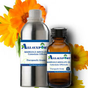Pure Marigold Absolute Calendula Officialism Natural Herbal Medication Fragrance
