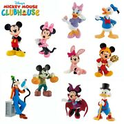 Disney Mickey Mouse Clubhouse Bullyland Figures Choice Of 23 Great Cake Toppers