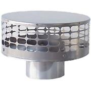 Ccfs8 8-inch Stainless Steel Liner Top Chimney Cap Roof Caps Roofing