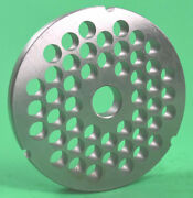 Size 42 X 1/2 Meat Grinder Disc Plate For Cabelas 1 3/4 Hp + Biro Hobart