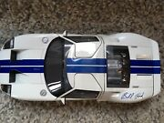 The Beanstalk Group -ford Gt Concept Car White 118