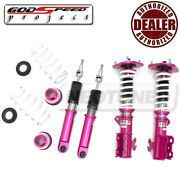 Godspeed Mss0195 Monoss Damper Coilovers Camber Plate Kit For 2018+ Toyota C-hr