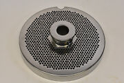 New 56 X 1/8 Holes Stainless Meat Grinder Disc Plate For Biro 1056 1556