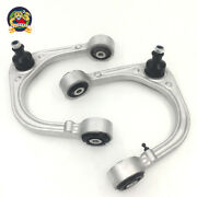 New Front Upper Control Arms W/ Ball Joint Lh Rh For Cadillac 08-14 Cadi Cts Rwd