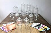 13 Jumbo Sweet Jars Package Candy Cart Buffet Table Weddings Christening Party