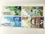 Lot Of 20 Israeli Playing Bills Not Real Money Currency Paper Money Free Ship