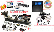 Sherline 8441c 3.5andprime X 17andprime Lathe Cnc System + Package C + Controller + Laptop