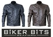 Rst Roadster 2 Leather Motorcycle Classic/retro/vintage/cruiser Jacket