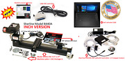 Sherline 8440a 3.5andprime X 17andprime Lathe Cnc System + Package A + Controller + Laptop