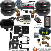 B Chassistech Tow Kit Ford F250 F350 2005-2010 Compressor Bluetooth Controller