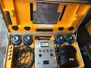 Revere C55800-4-100 Electronic Aircraft Weighing Kit Capacity 100000 Pounds